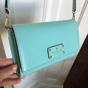Kate Spade Sea Foam Cross Body